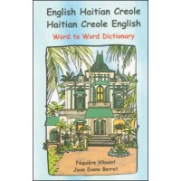 English Haitian Creole Two Way Word to Word Dictionary