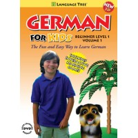 Language Tree - German for Kids Beginning Level 1 Volume 1 (DVD)