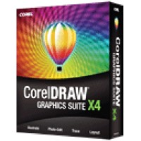 Espanhol/Portuguese CorelDraw Graphics Suite X4 Windows