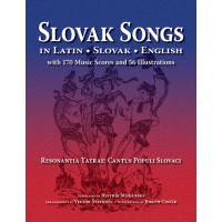 Slovak Songs in Latin, Slovak, English (HC)