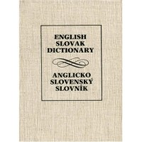 english slovak dictionary hc. Black Bedroom Furniture Sets. Home Design Ideas