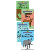 I am Reading Latin Stories Set of Four Books (PB)