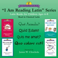 I Am Reading Latin Series Audio CD