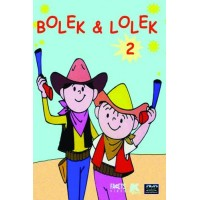 Bolek & Lolek DVD 2 (In the Wild West)