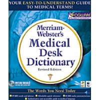 Merriam-Webster's - Medical Desk Dictionary on CD-ROM