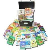 Portable Library for Haitian Creole Children Books (Grades 6 to 8)