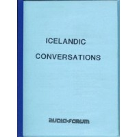 Icelandic Conversations Book and Audio CDs
