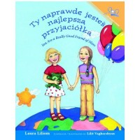 You Are a Really Good Friend (Paperback) - Polish and English