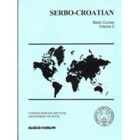 Intensive - FSI Serbo-Croatian Volume 2 (Book + Audio CDs)