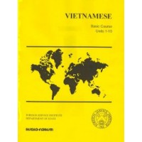 Intensive - FSI Vietnamese Level 1 (Book + Audio CDs)