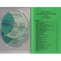 Yup'ik Phrase and Conversation Lessons with Audio CD/Book