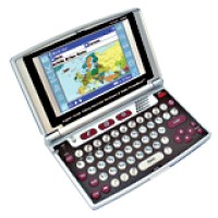 Ectaco Partner EG800 - English <-> Greek Talking Electronic Dictionary and Audio PhraseBook