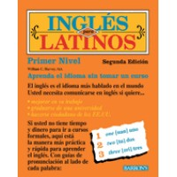Barrons - Ingles Para Latinos Level 1 - 2nd Edition (Paperback with Audio CD)