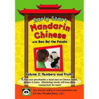 Early Start Mandarin Chinese Vol. 2: Numbers and Fruits DVD