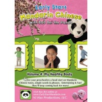 Early Start Mandarin Chinese Vol. 4: My Healthy Body DVD