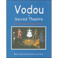 Vodou a Sacred Theatre (Hard Cover)