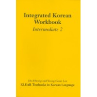Integrated Korean: Intermediate Level 2 Workbook