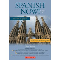 Spanish Now! Level 2 (3rd Edition) (Paperback)