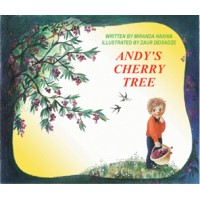 Andy's Cherry Tree / Andyho Ceresna (Paperback) - Slovak