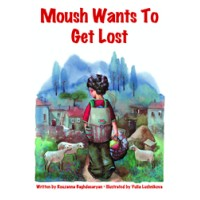 Moush Wants to Get Lost (Paperback) - Hungarian