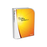 Microsoft Office Standard 2007 - Complete Package - 1 PC - CD