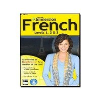 Instant Immersion French Levels 1,2 & 3 (PC & Mac)