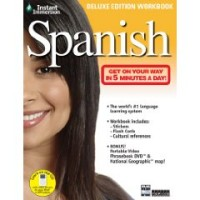 Spanish Instant Immersion Deluxe Edition Workbook