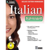 Italian Instant Immersion Deluxe Edition Workbook