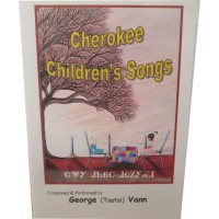 Cherokee Children's Songs (Audio CD)