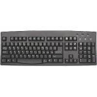 Keyboard for French ACK-260A Black USB