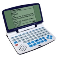ECTACO Partner EF500 English <-> French - Talking Electronic Dictionary and Audio PhraseBook