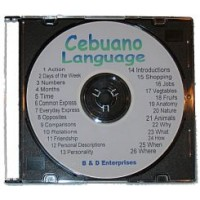 Cebuano Audio CD