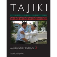 Tajiki - An Elementary Textbook, Volume 2