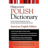 Polish-English, English-Polish Dictionary: American English Edition (Hippocrene Dictionaries) [Paper