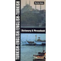 Hippocrene - Turkish-English / English-Turkish Dictionary and Phrasebook