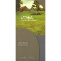 Hippocrene - Latvian-English / English-Latvian Dictionary and Phrasebook