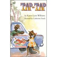 Tap-Tap by Karen Lynn Williams in English