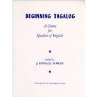 Beginning Tagalog - Book only