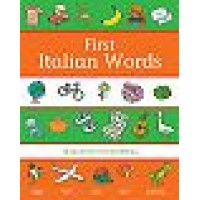 Oxford First Italian Words (Paperback)