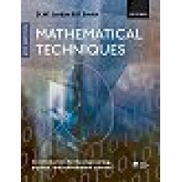 Mathematical Techniques - An Introduction for the Engineering, Physical, and Mathematical Sciences