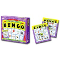 Basic Spanish (Espanol Basico) / Bilingual Bingo Game