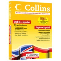 Collins German<>Spanish Pro Dictionary Edition