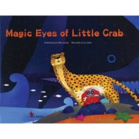 The Magic Eyes of Little Crab in English and Chinese (traditional) hardback