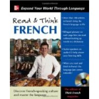 Read and Think French with Audio CD