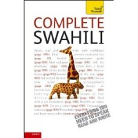 Complete Swahili: A Teach Yourself Guide (Book Only)