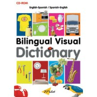 Bilingual Visual Dictionary CD-ROM (English–Spanish)