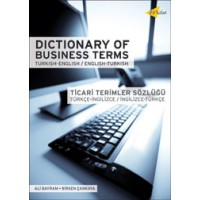 Dictionary of Business Terms (Turkish–English, English–Turkish)