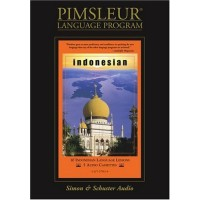 Pimsleur Indonesian (10 Lessons 5 Audio Cassettes)