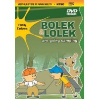Bolek and Lolek Go Camping DVD