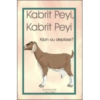 Kabrit Peyi Book and Tape in Haitian-Creole by Marika Roumain